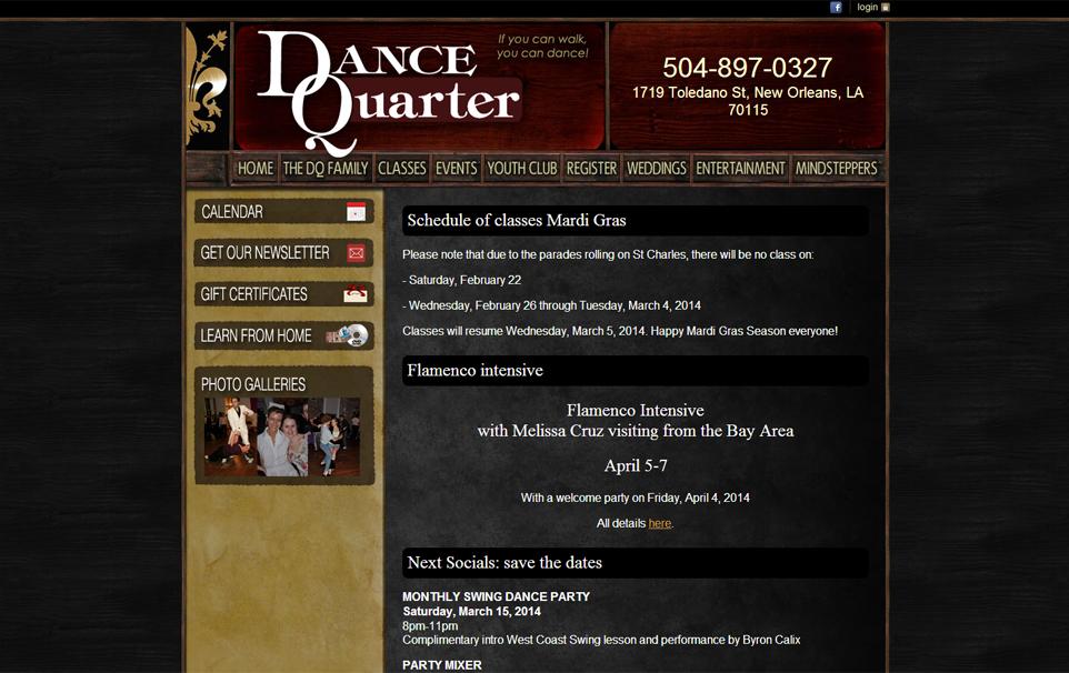 dancequarter